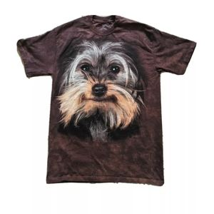 The Mountain Yorkie Yorkshire Terrier T-Shirt